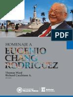 Homenaje a Eugenio ChangRodriguez