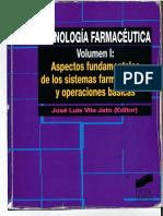 Tecnología Farmacéutica Volumen I