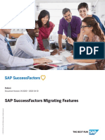 SAP SuccessFactors Migrating Features.pdf