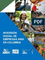 MAPEO DE LA INVERSIÓN SOCIAL- ANDI