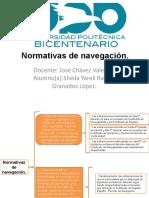 Normativas de navegación.pptx