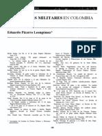 Pizarro Leongomez, Eduardo - Las Fuerzas Militares en Colombia (Siglo XX)