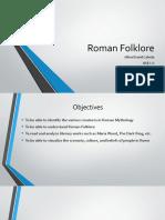 Roman Folklore.000pptx
