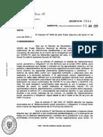Decreto 0554/20