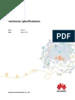 BBU Technical Specifications(V100R016C10_Draft A)(PDF)-EN