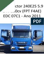 Esquema Eletrico IVECO Tector
