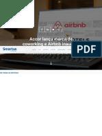 Accor lança marca de coworking e Airbnb inaugura linha de luxo – Smartus