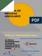 SISTEMA DE MEDIDAS ANGULARES