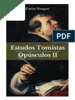 Estudos Tomistas Opusculos II.pdf