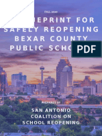 A Blueprint for Safely Reopening Bexar County Public Schools