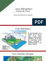 Practica de Cartografía- Cuencas Hidrográficas
