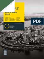 The Report Côte d'Ivoire 2020