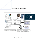 Integrated MIS and M&E System