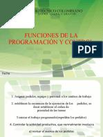 7- secuenciacion, control pcc