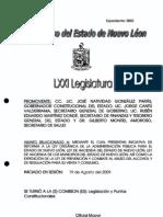 INICIATIVA LXXI-2009-EXP5853