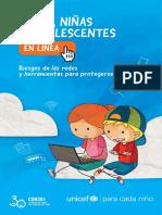 Guía TICs en niños y niñas - UNICEF