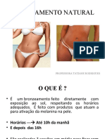 BRONZEAMENTO NATURAL-2016.ppt