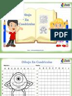 Fichas dibujos en cuadriculas.pdf