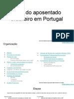 Guia do aposentado brasileiro em Portugal