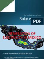 Presentación 2. ENERGIA SOLAR