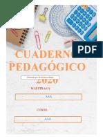 CUADERNO PEDAGÓGICO MODIF. 2020