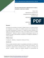 Gómez y Cols. - Investigación y didáctica de la educación física