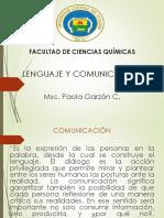Comunicación y Lenguaje PAOLA GARZON