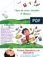 2º clase artes visuales 4º básico