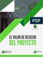 El Valor de Desecho Del Proyecto