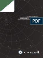 Z8 Dobsonian Telescope