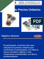 01-CMIC - Precios Unitarios - Introduccion