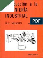 Introduccion a la Ingenieria Industrial R.C. Vauchin