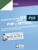 Concevez votre site web avec PHP et MySQL - Mathieu Nebra.pdf