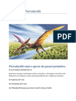 Pterodactili