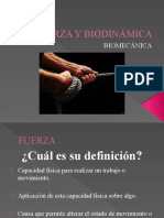 2 Fuerza y Biodinámica