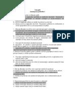 Test Grila Amenajarea Padurilor I 15.06.2020, Circiu P. Costel-Gheorghe, Slvicultura, Anul III
