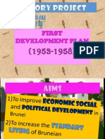 First National Development Plan
