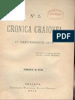CronicaCraiovei - nr.2
