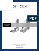 Manual de Uso y Mantenimiento DIVICUN
