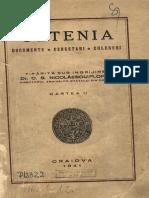 Oltenia - Cartea II