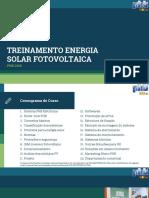 Apostila Treinamento Sistema On GRID v1.0