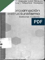 Aproximación al estructuralismo