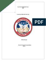 MODELO PLAN DE EMERGENCIAS  TERCERA FASE.doc