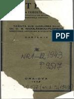 Oltenia - Cartea IV