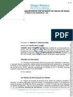 Modelo - Covid-19 - Diego Ribeiro