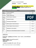 11º 5 Trabalhos Economia A 3º período 2019-2020