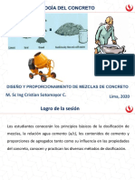 P07-Diseño y Proporcionamiento Mezclas Concreto