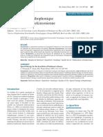 rééducation ortho de dysarthrie parkinsonienne