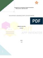 Entrega final app inventor