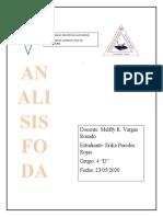 ANALISIS FODA1932